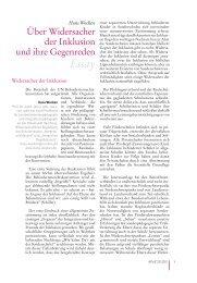 Über Widersacher der Inklusion und ihre Gegenreden - inklusive ...