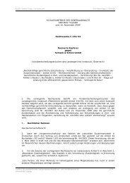 Schlußanträge - Institut für ausländisches und europäisches Privat ...
