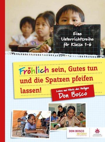 Download PDF - Institut für Salesianische Spiritualität