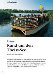 Rund um den Theiss-See