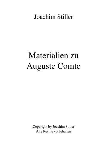 Read more - von Joachim Stiller