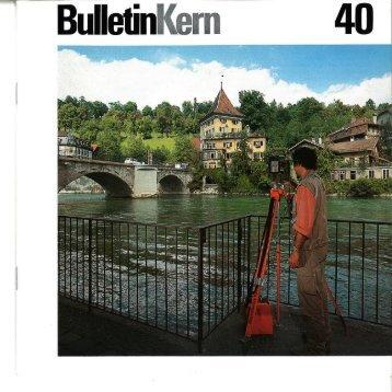 Bulletin 40 - Kern Aarau