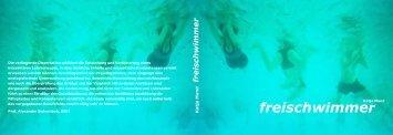 freischwimmer - Entwicklung, Erprobung und Bewertung - KOBRA ...