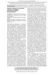Nationales Gedächtnis in Deutschland und Polen : ein ... - KOPS