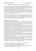 heimbiotop-newsletter Nr. 25 / März 2010 Inhalt ... - Die Wirbellosen - Page 4