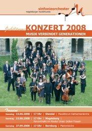 Programmheft - Kulturserver Sachsen-Anhalt