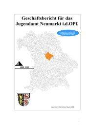 Geschäftsbericht 2008 - Landkreis Neumarkt