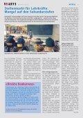 Strafen: Vom Umgang mit Regelverstössen Stellenmarkt ... - beim LCH - Seite 4