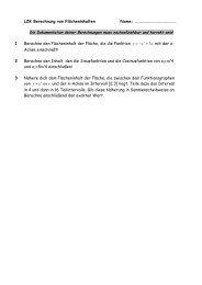 LZK Berechnung von Flächeninhalten Name ... - schule.at