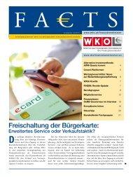 Freischaltung der Bürgerkarte: - Wirtschaftskammer Österreich