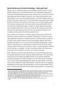 Sprachförderung im Unterrichtsalltag - Hamburg - Seite 3