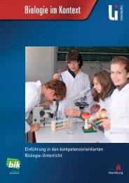 Biologie im Kontext - Landesinstitut für Lehrerbildung und ...