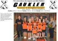 Vereinsmeisterschaft Jugend U 14 M/W Vor - 1.SKK Haßfurt