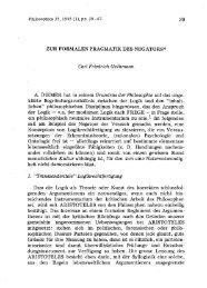 Carl Friedrich Gethmann A. DIEMER hat in seinem Grundriss der ...