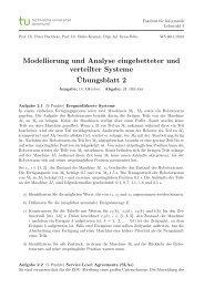 Übungsblatt 2