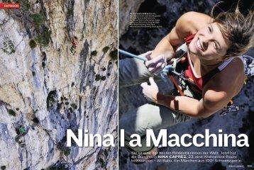 Sie ist eine der besten Felskletterinnen der Welt: Jetzt hat die ...