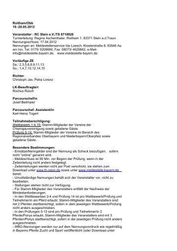 A_Roitham - Meldestelle-bayern.de
