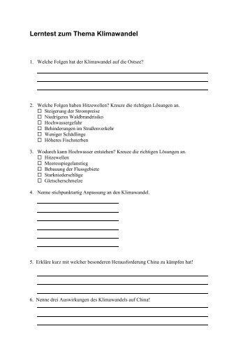 Test in PDF - Methodenpool