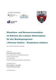 Bericht zum Download - Migration-online