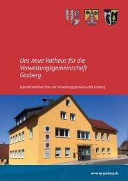 Das neue Rathaus für die Verwaltungsgemeinschaft ... - inixmedia