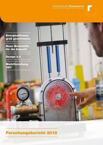 Forschungsbericht 2012 - Inixmedia.de
