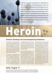 Heilmittel, Todesdroge und verschreibungspflichtiges Medikament