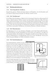 Werkzeuge der Kernphysik 2 - Teilchendetektoren