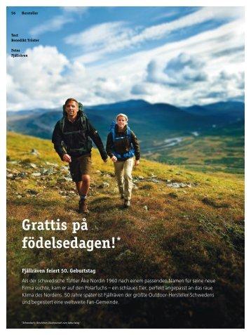 Druckversion: Herstellerportrait Fjällräven - 4-Seasons.de
