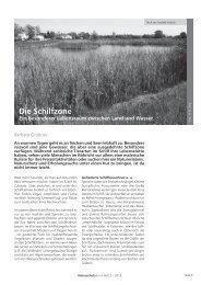 Die Schilfzone - Naturschutzbund NÖ