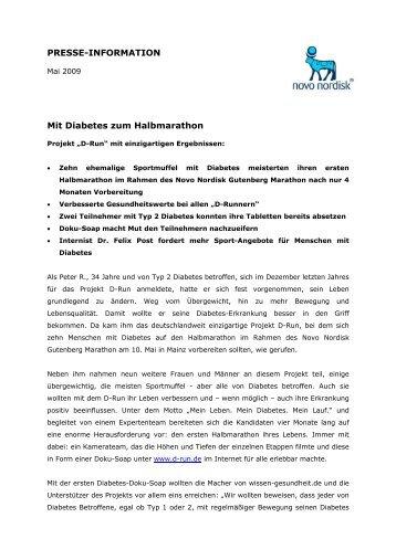 PM Fazit D-Run - Novo Nordisk Deutschland