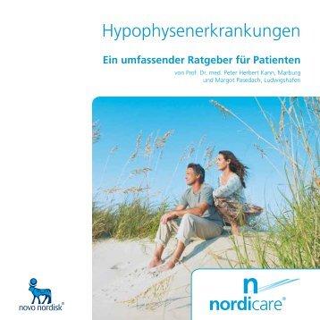 Hypophysenerkrankungen - Novo Nordisk Deutschland