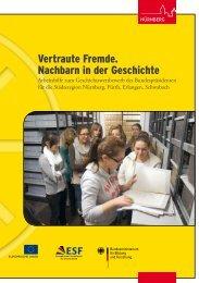 Broschüre Geschichtswettbewerb als PDF - Stadt Nürnberg