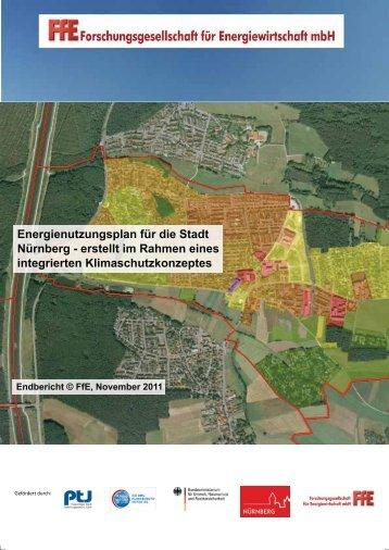 Energienutzungsplan 2030 - Stadt Nürnberg