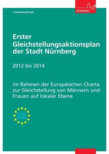 Gleichstellungsaktionsplan 2012-2014 - Stadt Nürnberg
