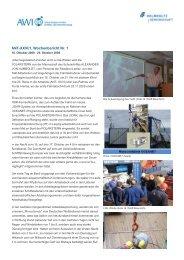 ANT-XXVI/1, Wochenbericht Nr. 1 - OceanRep