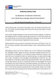 Informationen zum Download - der Deutschen Handelskammer in ...