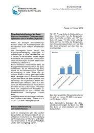 Buergschaftsbank Nachrichten Februar 2012 - Bürgschaftsbank NRW