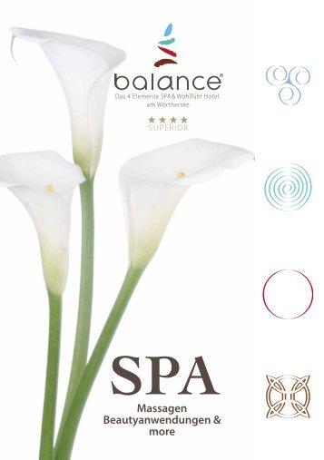 Massagen Beautyanwendungen & more