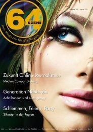 Szene64 Ausgabe 2011/12
