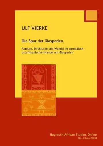 Dokument_1.pdf (9487 KB) - OPUS Bayreuth - Universität Bayreuth