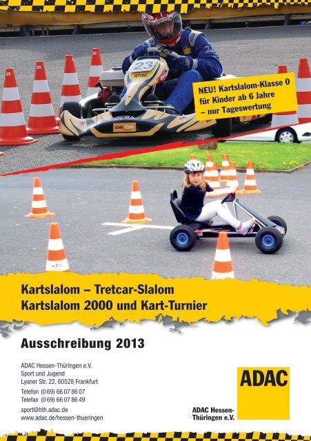 Jugendkart 2013 - ADAC Ortsclub-Portal