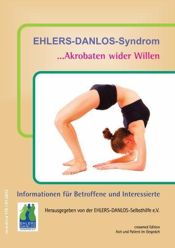EHLERS-DANLOS-Syndrom ...Akrobaten wider Willen - Patienten ...
