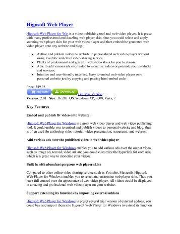 Higosoft Web Player - Edocr
