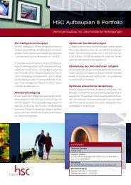 HSC Aufbauplan 8 Portfolio - Fondsvermittlung24.de