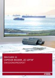 """seaclass 11 capesize-bulker """"sc lotta"""" - Fondsvermittlung24.de"""