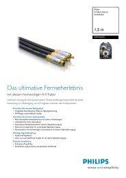 SWV6355/10 Philips S-Video-/Stereo-Audiokabel - Icecat.biz