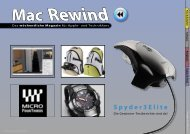 Mac Rewind - Issue 32/2008 (131) - MacTechNews.de - Mac Rewind