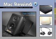 Mac Rewind - Issue 48/2008 (147) - MacTechNews.de - Mac Rewind