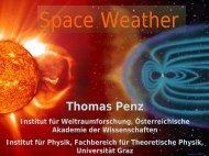 Space Weather - Institut für Physik
