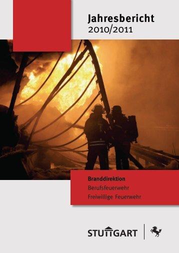 Jahresbericht 2010/2011 - Feuerwehr Stuttgart